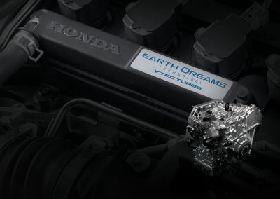 1.5L VTEC Turbo Engine with Earth Dreams Technology