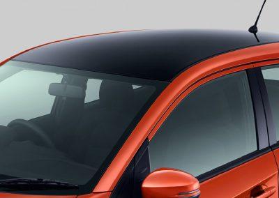 Black TOP (Phoenix Orange Pearl - BRIO RS)