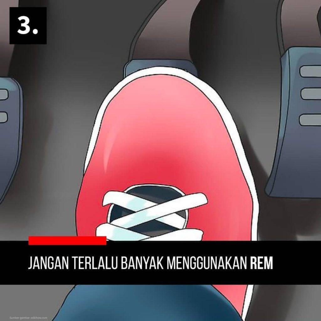 Tips Hemat Bahan Bakar 3