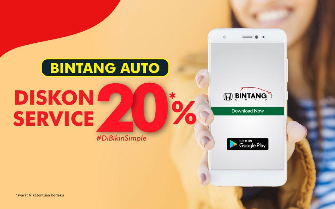 Sambut Era Digital dengan hadirnya Aplikasi Bintang Auto, Layanan Customer jadi Cepat dan Mudah
