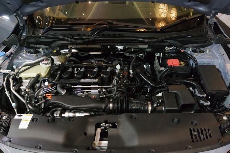 Merawat Mobil Honda Bermesin Turbo ?