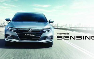 Fitur Keselamatan Canggih Honda Sensing