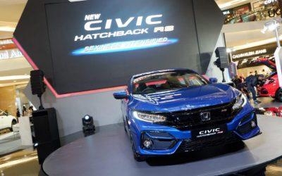 Sisi lain yang tersembunyi di New Honda Civic Hatchback RS