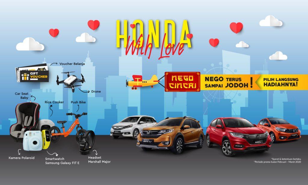 Honda With Love