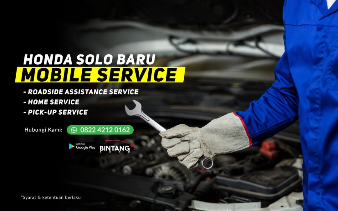 Percepat Layanan Service dengan Program Quick Maintenance