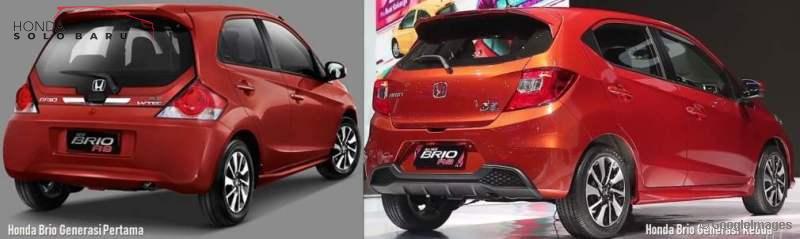 Bedanya Mobil Honda Facelift dan All New