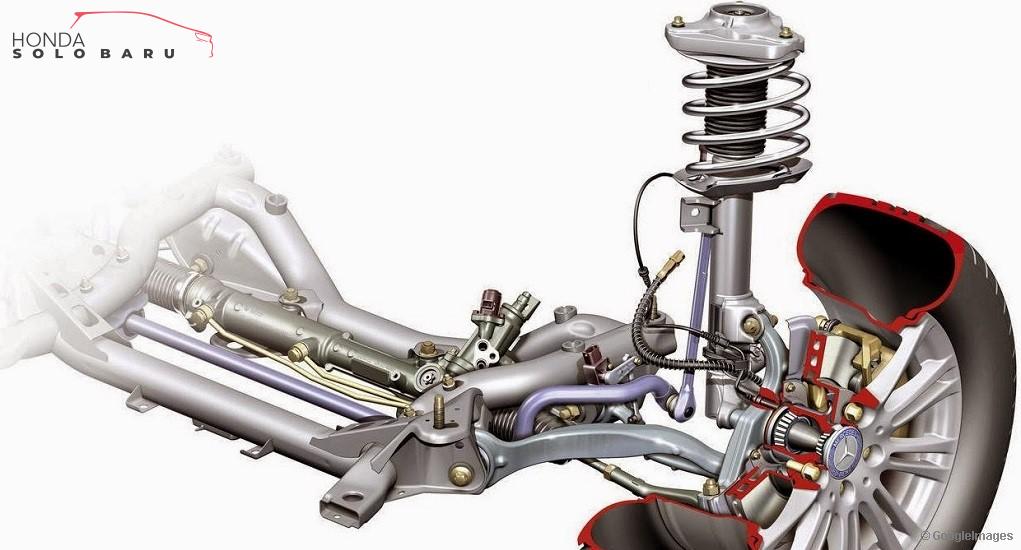 Tips Shock Breaker Mobil Honda Lebih Awet