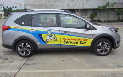 Pandemi Corona, Honda Layani Service Mudah Dirumahaja