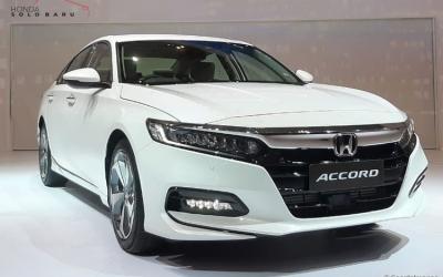 Fitur Honda Accord Tak Akan Keluar Jalur