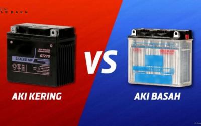 Aki Basah VS Aki Kering Lebih Bagus Mana?