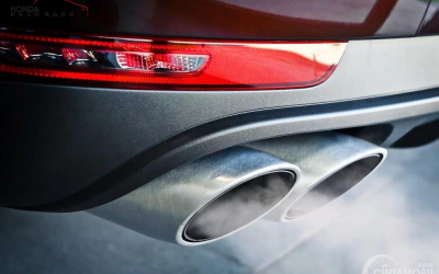 Kenali Kerusakan Mobil dari Warna Asap Kenalpot