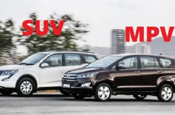 Perbedaan Mobil SUV atau MPV yang Harus Kamu Ketahui