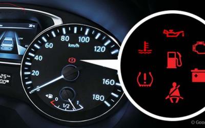 Cek Komponen Ini Jika Lampu Indikator Mobil Menyala