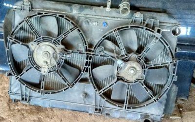 Apa Gejala Kipas Radiator Mobil Lemah?