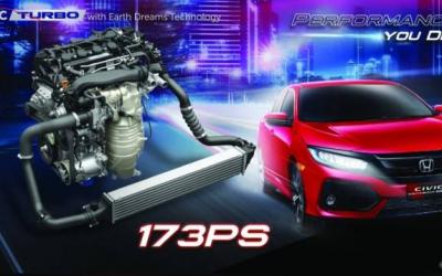 Kelebihan Mesin VTEC Turbo