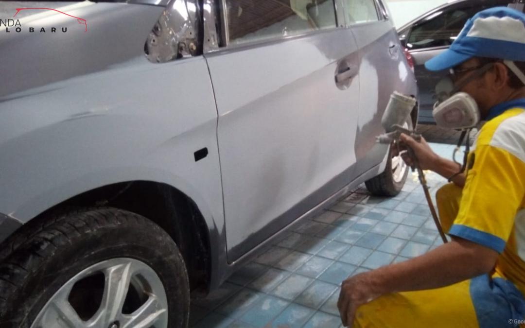 Apa Fungsi Body Repair Mobil?