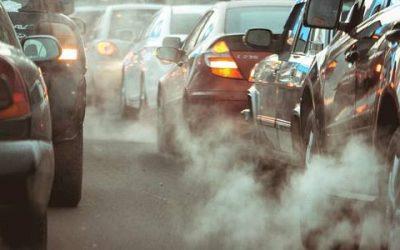 Emisi Gas Kendaraan pada Mobil