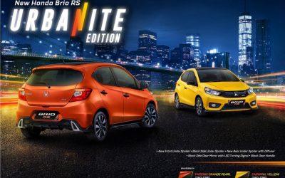 Honda Perkenalkan Honda Brio RS Urbanite Edition