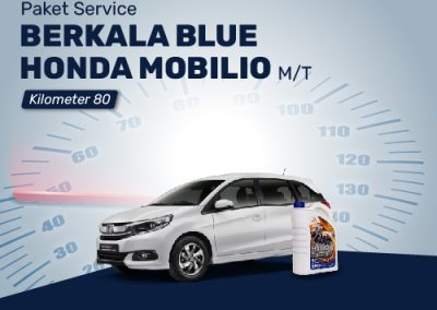 Paket Service BLUE Mobilio MT 80K