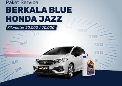 Paket Service BLUE Honda Jazz 50K/70K