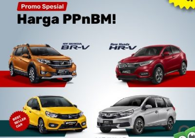 Promo PPN BM ekstra E-Money