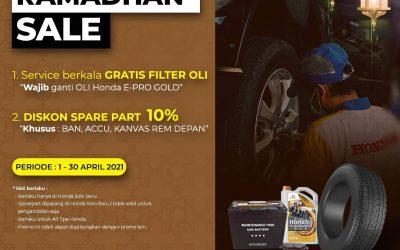 Promo Service Ramadhan Sale