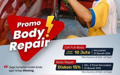 Promo Murah Body Repair