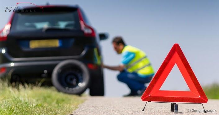 Mobil Mogok Ditengah Jalan, Apa yang Harus Dilakukan?
