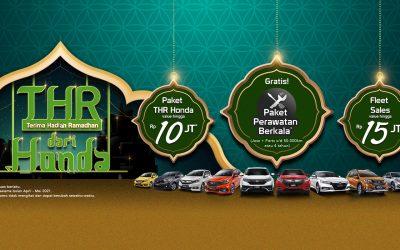 Terima Hadiah Ramadhan Dari Honda