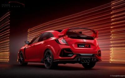 New Honda Civic Type R yang Semakin Sporty dan Agresif