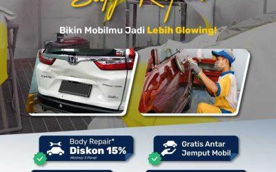 Promo Body Repair Lebih Glowing