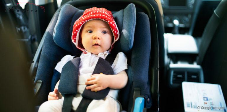 Perhatikan Cara Aman Bawa Bayi Saat Berkendara Mobil
