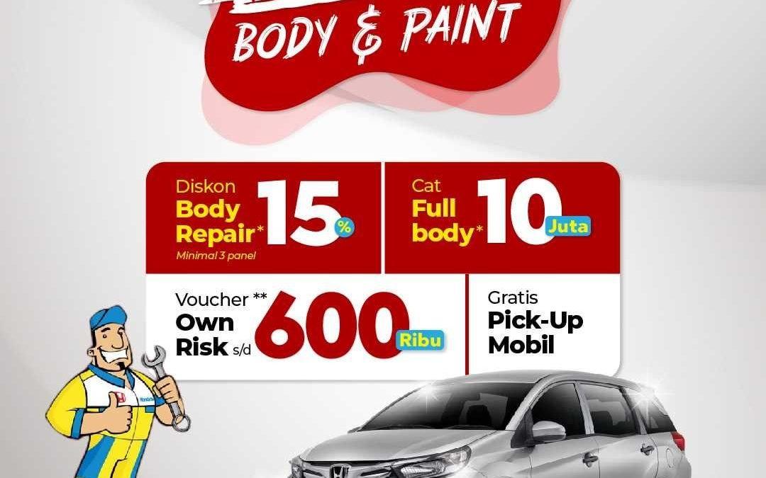 Promo Service Merdeka Body & Paint