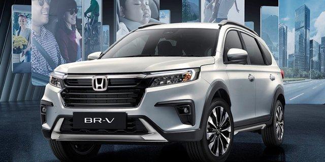 Honda Luncurkan All New Honda BR-V Desain Baru dan Fitur Canggih