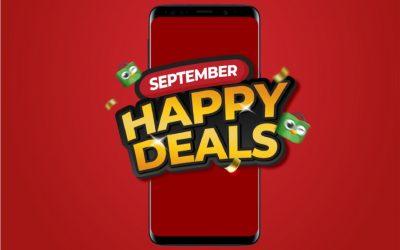 Promo September Special Deals