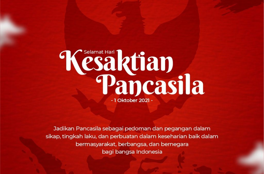 Memperingati Kesaktian Pancasila 1 Oktober